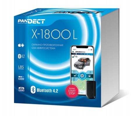 Автосигнализация PanDECT X-1800 L
