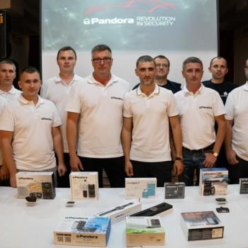 Техническая конференция Pandora в Краснодаре