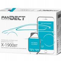 Автосигнализация PanDECT X-1900 BT 3G