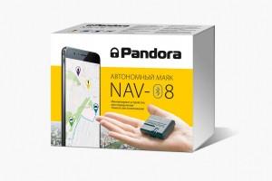 Pandora NAV-08 дает скидку на КАСКО до 30%