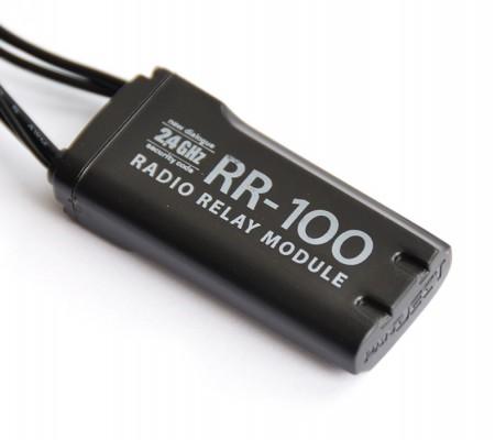 Радио реле Pandect RR-100Радиореле блокировки